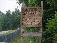 Branded Cowboy Church