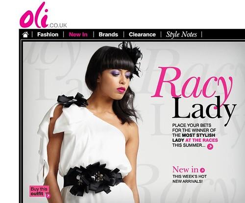 Moda mujer verano 2010, tienda online Oli