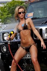 Sexy Carwash + + FK Automotive (Eventogr@ph) Tags: girls hot sexy wet tattoo back dance dancers automotive piercing carwash belly bikini gogo hummer tuning cosmic fk lowrise backnang