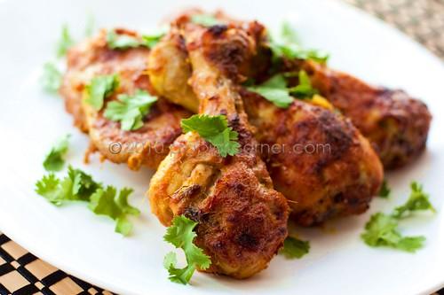 Ayam percik 1