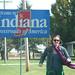Indiana State Border