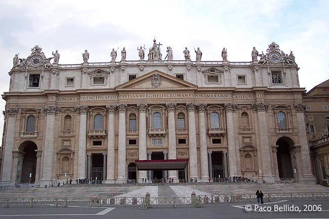 Vista de la Basílica
