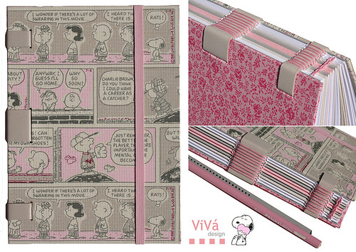 Booklet Snoopy