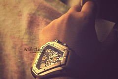 Limited Edition.. (- M7D . S h R a T y) Tags: sport yellow hand watch lamborghini luxury limitededition 2010 wordsbyme ®allrightsreserved™