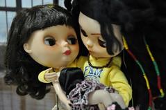 VELMA SCOTT e BOB MARLEY - Curtindo a vida boa de doll !