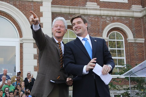 Bill Clinton - Jack Conway Rally in Lexington, KY