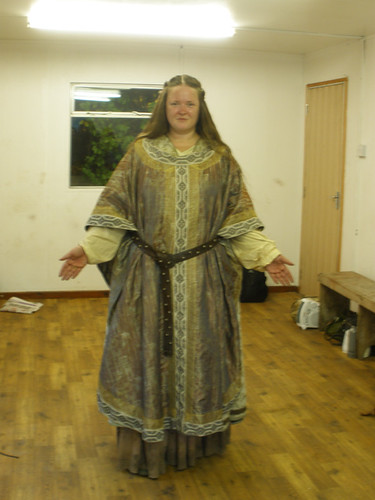 Hi, I'm from the Bible! (My 5th Camelot costume)