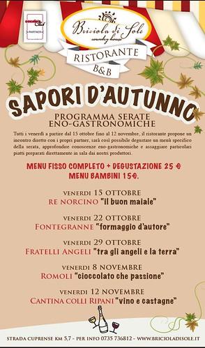 Sapori d'Autunno - Grottammare (AP) - dal 15 Ottobre al 12 Novembre 2010