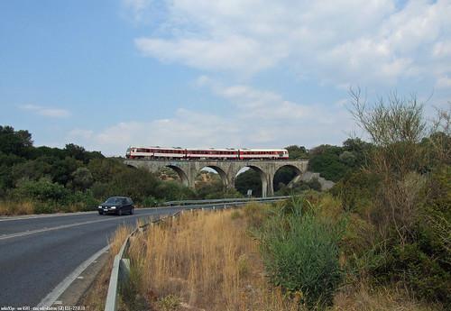 ose (hellenic railways) 6501 tra stasi sidirokastrou e nea agrilia