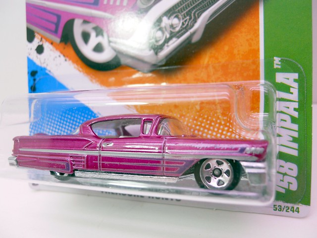hws treeasure hunt '58 impala (2)