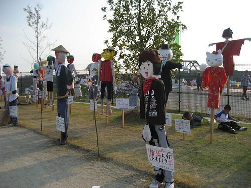 佐賀 かかし祭り2
