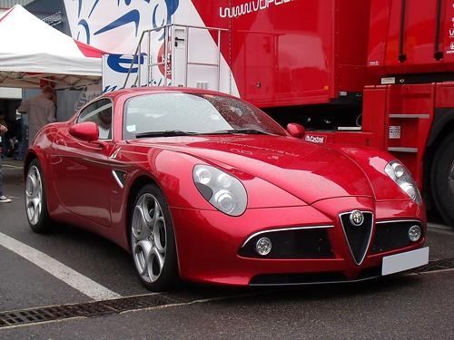 Alfa Romeo 8c Competizione �08. Alfa Romeo 8C Competizione