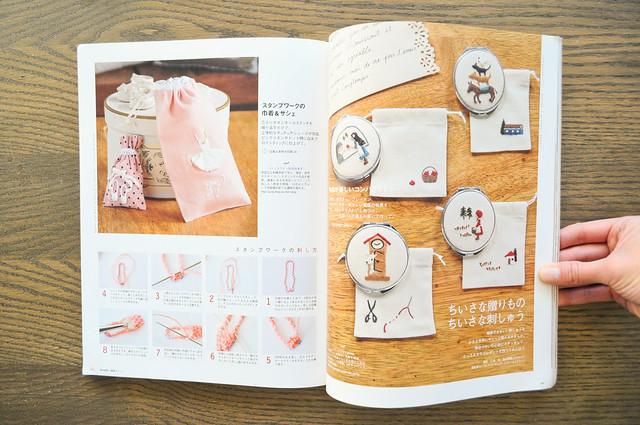 Stitch Idees magazine vol.10