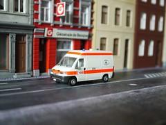 P1000170 (NEuFa) Tags: brussels scale model belgium belgique belgië bruxelles ho 187 brussel diorama brandweer pompiers modèle réduit h0 modelbouw siamu
