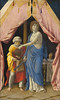 Judith with the Head of Holofernes (Grandiloquences) Tags: andreamantegna mantegna giuliocampagnola campagnola italianart italianartists italianpaintings italianpainters italianrenaissance renaissancepainters renaissanceart renaissanceartists italianrenaissanceartists italianrenaissancepainters 15thcentury 1490s 15thcenturyitalianart 15thcenturyitalianartists judithandholofernes judith holofernes biblical heroines bibleheroines beheadings swords tents drapery draperies tentflaps bookofjudith assyriangenerals generals severedheads biblicalheroines apocrypha maids