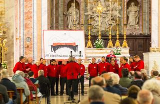 Choir at Montalto delle Marche