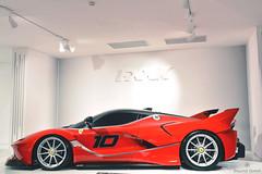 FXXK (Mattia Manzini Photography) Tags: ferrari fxxk supercar supercars car cars carspotting nikon v12 hypercar hybrid racecar red spoiler carbon museoferrari museum automotive automobili auto