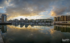 Portishead Marina (lpg_photos) Tags: marina docks portishead somerset boats reflections stillcalm