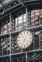 St Pancras Station (Kotomi_) Tags: railway station london terminal architecture georgegilbertscott gothicrevival neogothic tourlist