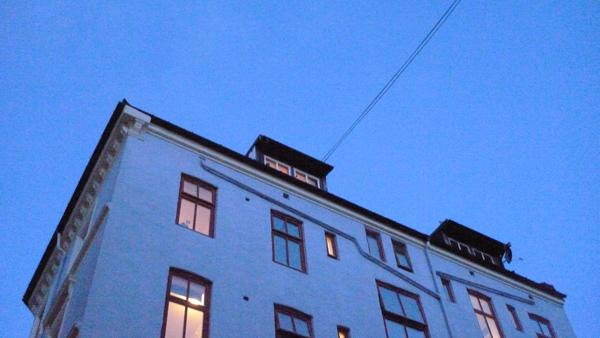 blå huset på sofies gata