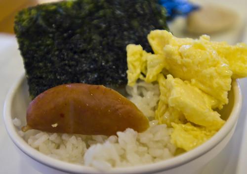 韓國之旅 Day1 飯店 早餐