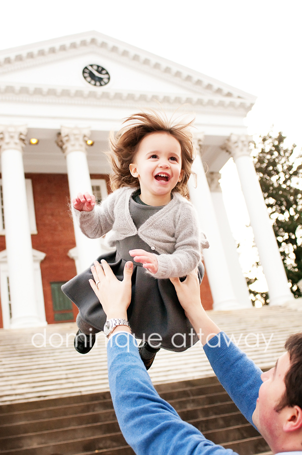 UVA family photography