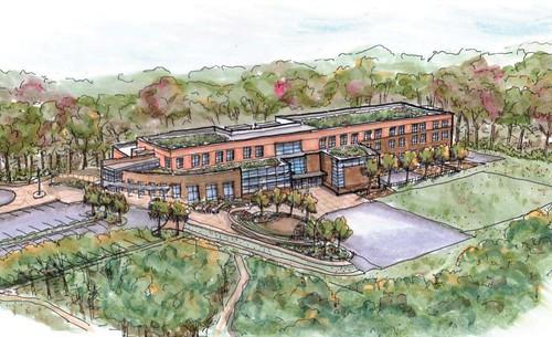 New McKenney Hills Elementary School