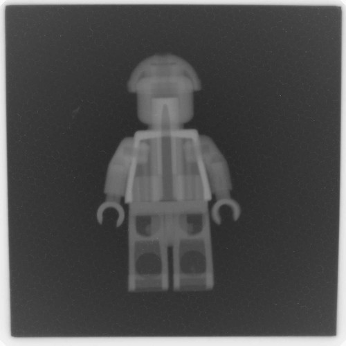 X-Ray minifig