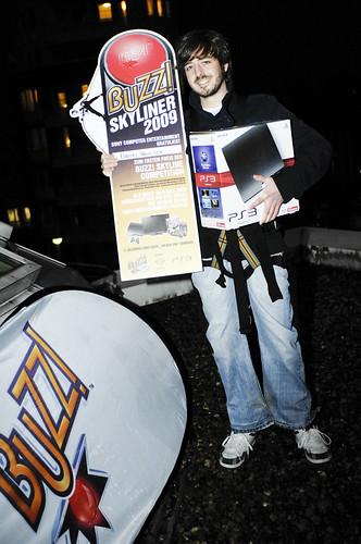 Buzz! Skyline Champion - Die härteste Competition des Jahres