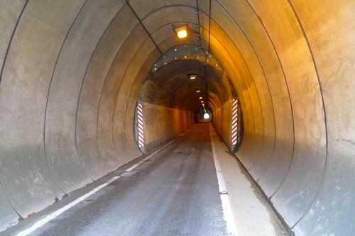 Fujino tunnel 2