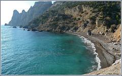 Krym_ns31 (sergey.ring) Tags: travel sea panorama mountain black art nature landscape ring crimea krym