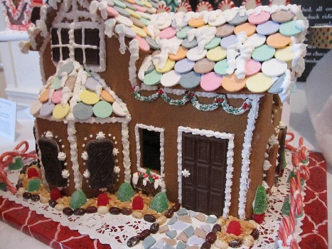 More Gingerbread Houses