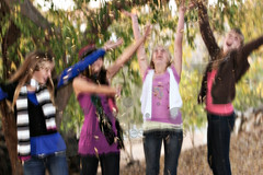 Curiosity-17.jpg (CandaceSheets) Tags: girls pool field balloons maddie elizabeth taylor curiosity steele 13yo
