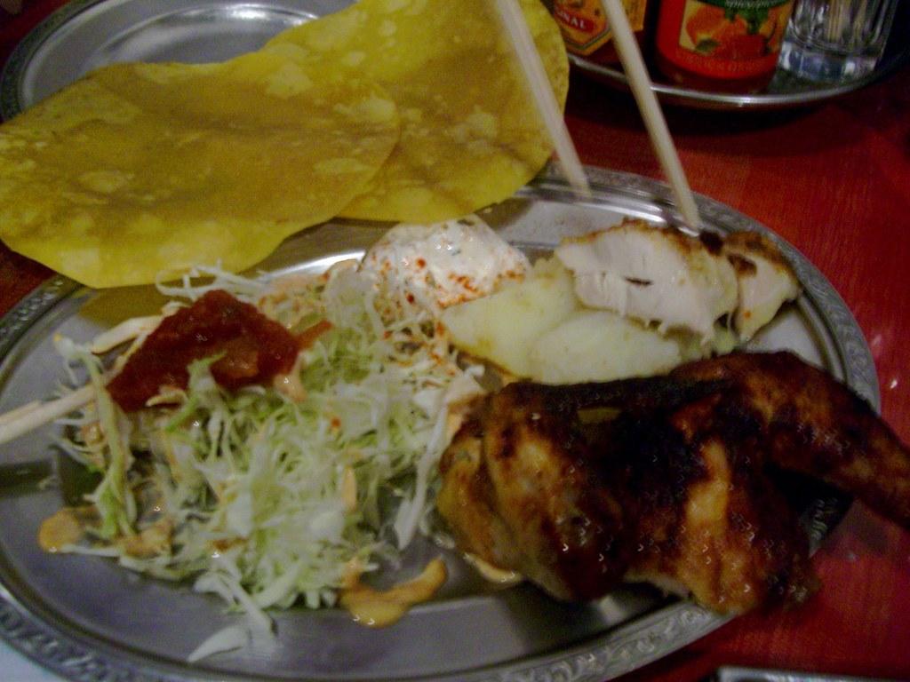 墨国回転鶏Que Rico