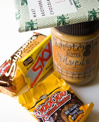 Saratoga Peanut Butter