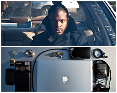 Mark Diptych (J Trav) Tags: camera keys persona diptych ipod wallet mark watch whatsinyourbag yoyo earplugs iphone armchairmedia polaroid680 macbookpro nikond90 theitemswecarry markmont shortdrop