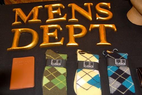Men's Dept
