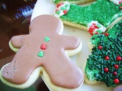christmas sugar cookies - 35