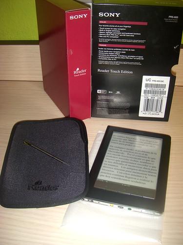 My Noel Present - Mis regalos de Navidad - Sony PRS 600