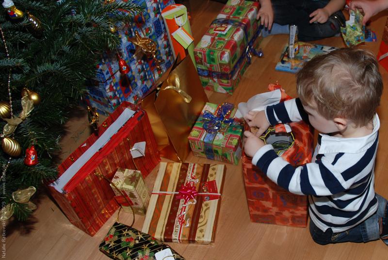 Christmas time, 2009