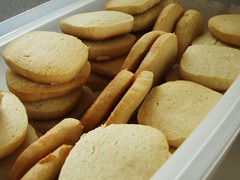 honey-butter cookies - 13