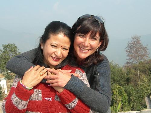 With Sita in Khandbari