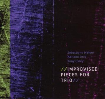 Improvised pieces for trio - BR8904