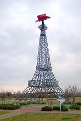 Eiffel Tower - Texas Style