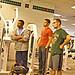 Ted Wallace, Rick Wallace, Enrique Biosca