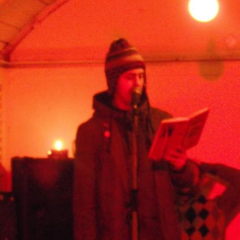 2009-12-11_Poetry Slam: Tillman Bröning