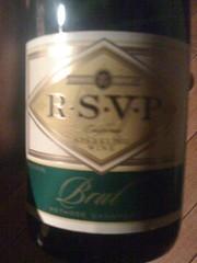 RSVP Brut Sparkling