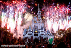 A New Year And New Dreams To Dream [EXPLORED] (SpencerLynnProductions) Tags: orlando florida fireworks timeexposure newyearseve fl waltdisneyworld magickingdom waltdisney thehub lakebuenavista wheredreamscometrue disneyparks wwwspencerlynnproductionscom