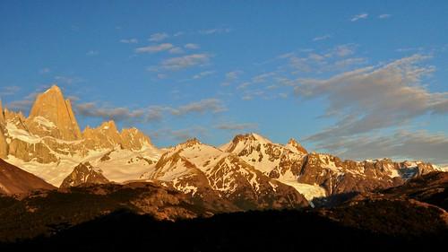 Argentine Patagonia Sunrise
