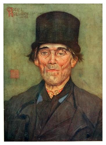 003-Un anciano de Axel-Holanda-Holland (1904)- Nico Jungman